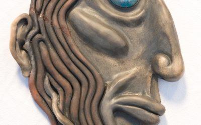 Lunaire – Fresque Haut relief