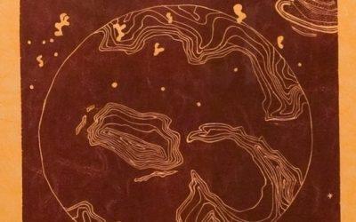 Univers I – Gravure