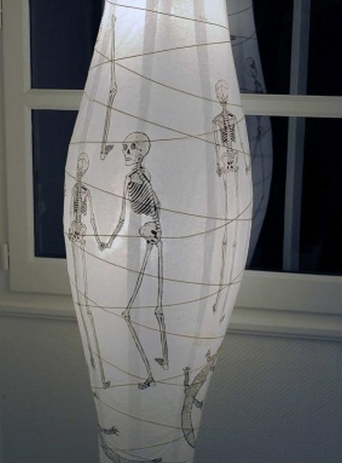 Lampe Squelette – Mobilier d'Art