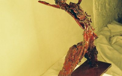 Danseur – Sculpture Acier