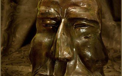 Fontaine Pleurante – Sculpture Céramique