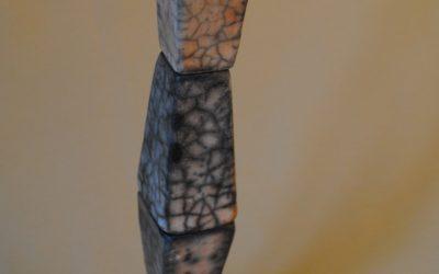 Hommage à Brancusi – Sculpture Céramique