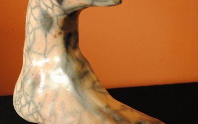 Pied – Sculpture Céramique